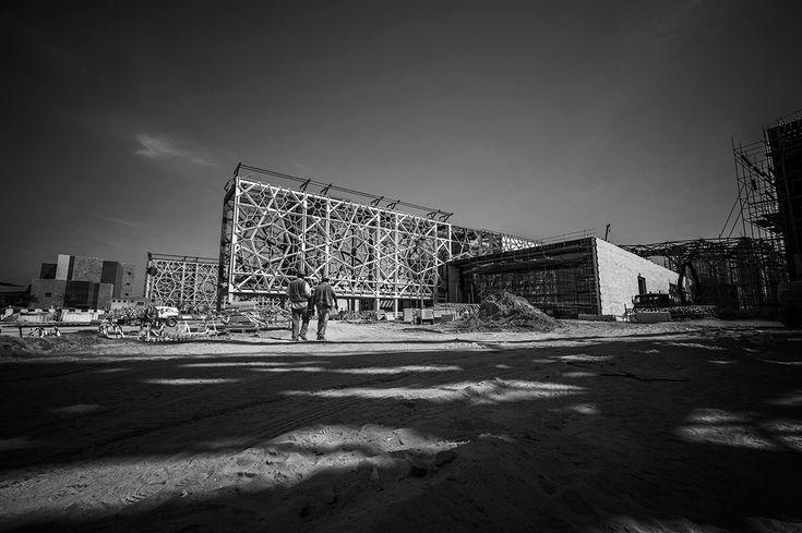 SSH - Sheikh Abdullah Al Salem Cultural Centre, a world class museum within Kuwait's new national cultural district