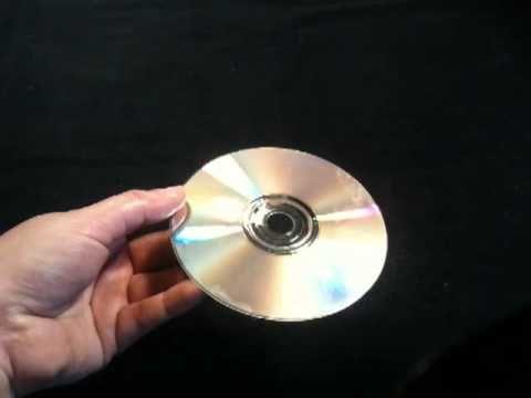 Einfach genial: Zerkratzte CD oder DVD reparieren