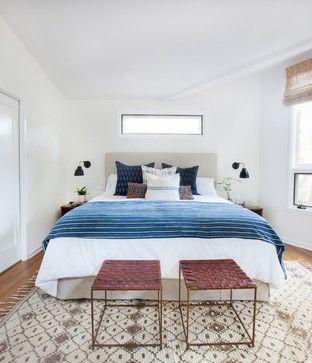 Rustic Road - eclectic - Bedroom - Los Angeles - Amber Interiors