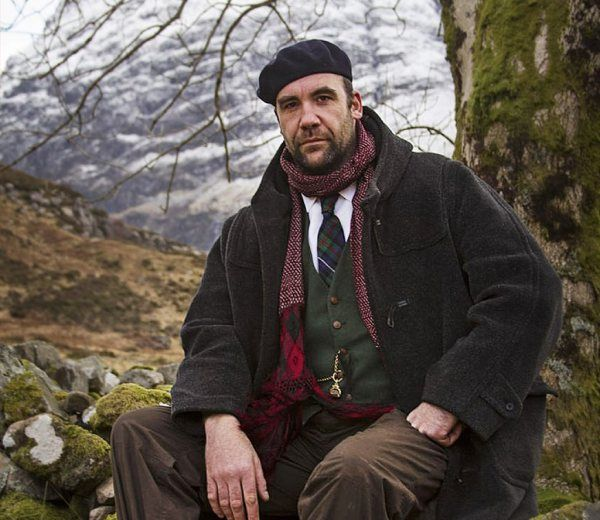 Scottish actor Rory McCann: the Hound/ Game of Thrones