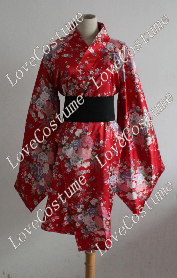 Adekan Shiro Yoshiwara Bloem kimono Cosplay Kostuum Tailor made in Adekan Shiro Yoshiwara Bloem kimono Cosplay Kostuum Tailor made van   op AliExpress.com | Alibaba Groep