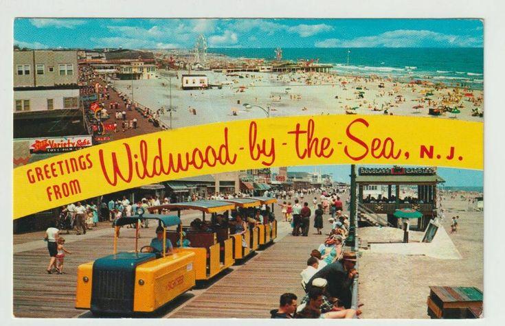 WILDWOOD CREST RUNNER-UP TO OCEAN CITY IN FAVORITE BEACH