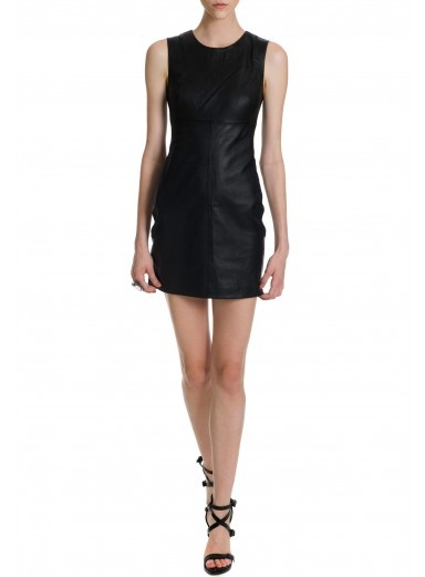 Kirrily Johnston Abyss leather dress