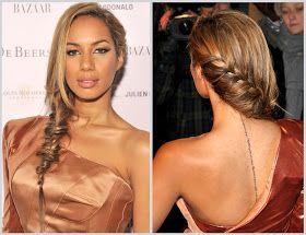 Fashion Shoot: Penteados para Festas