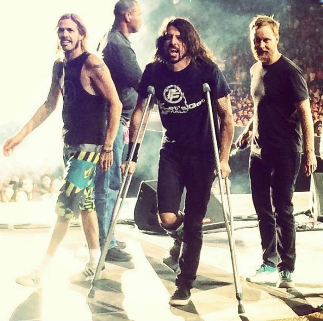 Foo Fighters Fenway Park