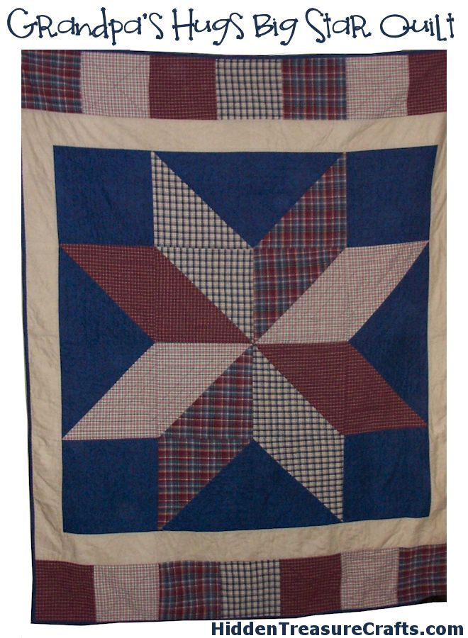 Big Star Star Quilts And Quilt On Pinterest