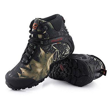 Zapatos+de+Montañismo+Hombre+A+prueba+de+resbalones+Amortización+Resistencia+al+desgaste+Interior+Rendimiento+Tela+EVASenderismo+Escalada+–+MXN+$+21,358.10
