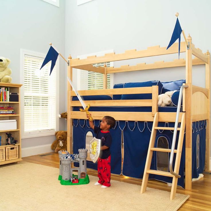 Low Loft Bunk Beds for Kids - Best Paint for Interior Walls Check more at http://billiepiperfan.com/low-loft-bunk-beds-for-kids/
