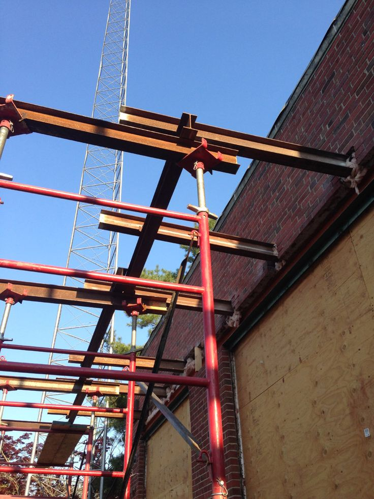 The NJ Department of Transportation is replacing 4 giant windows and lintels at their maintenance garage at 4097 S. Lincoln Ave., Vineland, New Jersey and called Superior Scaffold to supply the necessary shoring equipment.  Read more here:  http://www.superiorscaffold.com/carry-that-heavy-load-shoring-at-new-jersey-dot-maintenance-building/  #scaffolding#scaffold#newjersey#construction#rental#shoring#superiorscaffold#pa#philadelphia