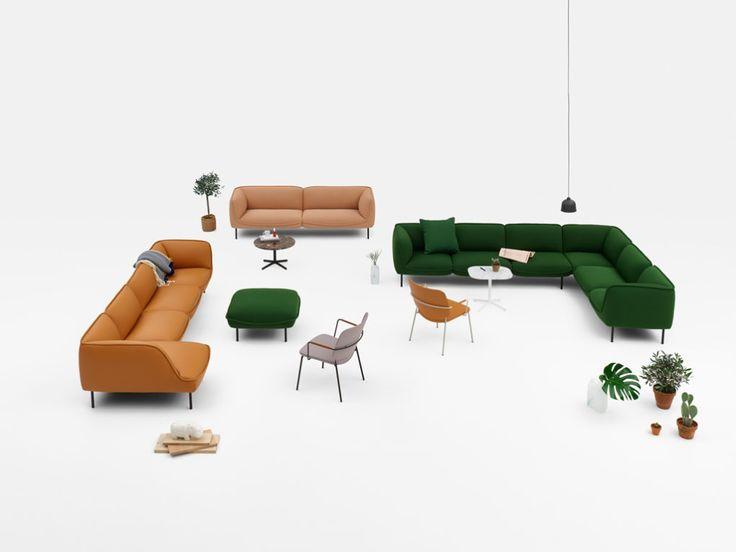 Andreas Engesvik, Oslo | Gather Sofa