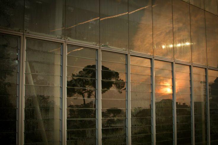 Tramonto riflesso - Fotografia di Roberto Mancini per Click Inverso