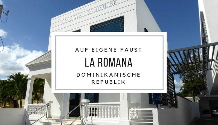 #Reisetipps für La Romana, Dominikanische Republik. Unsere AIDA Kreuzfahrt in die Karibik als #Reisetagebuch.