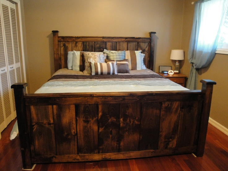Rustic BedsCustom MadeHand Crafted