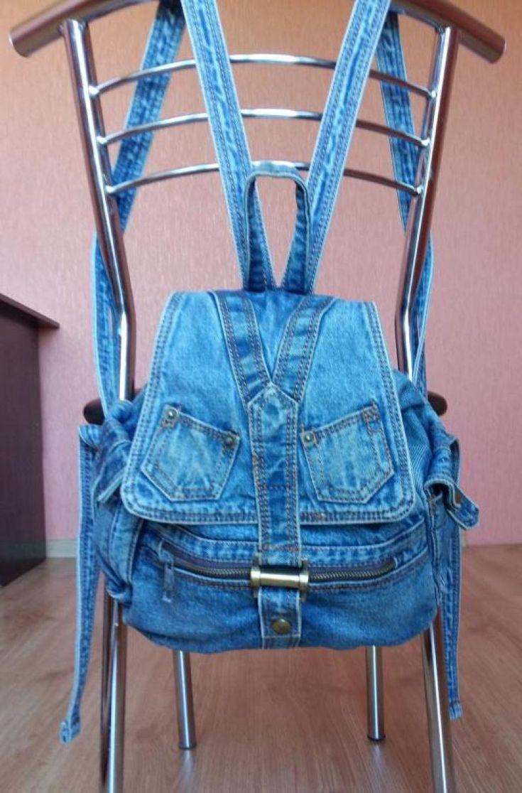 фото рюкзаков из джинса своими руками сшить внешние усилительные устройства