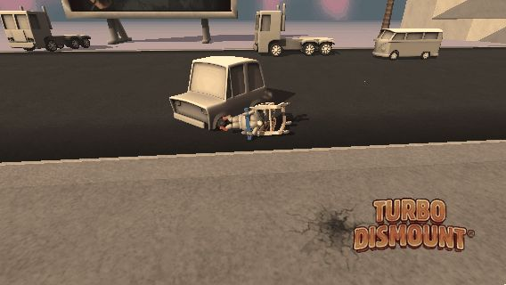 When fat people go shopping in Turbo Dismount (credit to /u/BirdyBrent)