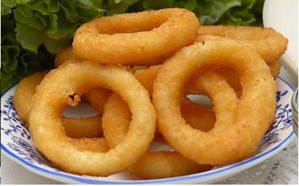 Soğan Halkaları (Onion Rings) Tarifi