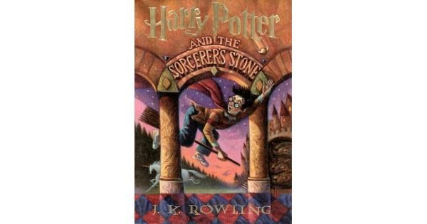 Harry Potter and the Sorcerer's Stone Book Review