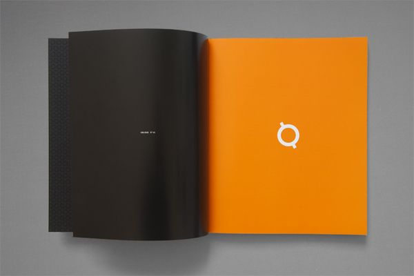 OBLIQUE  OBLIQUE is an editorial object between a magazine and a book. The content is about art, design and architecture. Hard cover with black cardboard, logo and text is hot foil. Interior printing techniques with UV varnish, drip off techniques, multiple pantones etc. Each section has a different paper. By Nicolas Zenter