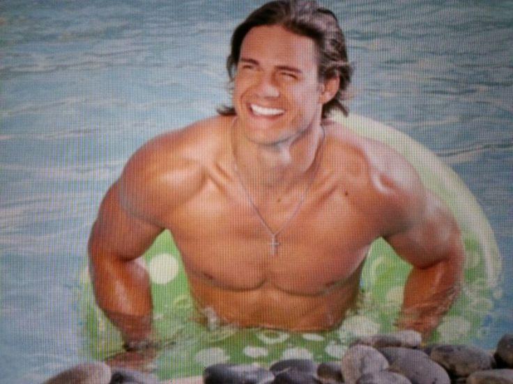 My MTV crush Zach Nichols aka Thor. I love me some big ...