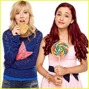 JENNETTE MCCURDY SAM AND CAT | Ariana Grande & Jennette McCurdy: 'Sam & Cat' Interview | Ariana ...