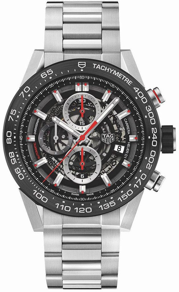 @tagheuer Watch Carrera Heuer 01 #add-content #basel-16 #bezel-fixed…