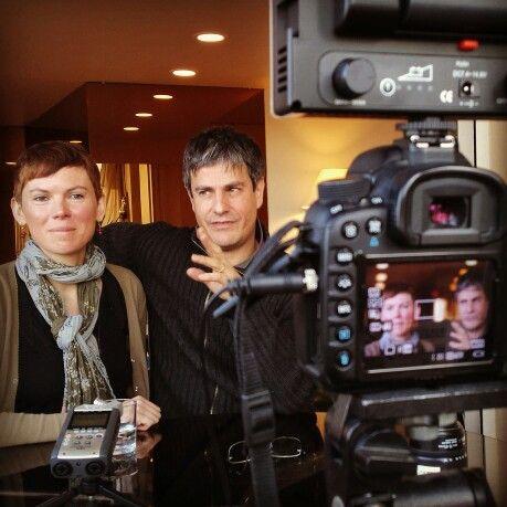 Interview in Paris with Elodie Vielle-Blanchard, president of the Association Végétarienne de France #elodieveggie #vegan
