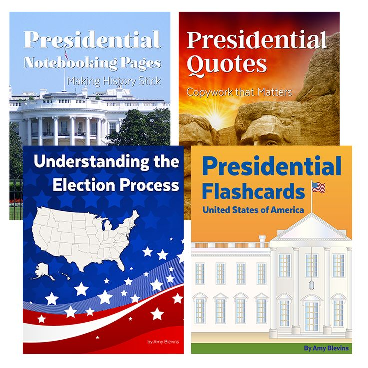 The Presidential Unit Study set includes everything you need to teach your children about the Presidents and the upcoming election. With 410 pages, the total retail value of this set is $29.95. Beautiful flashcards with facts about each presidents, carefully chosen quotes for each president as copywork in five line styles, notebooking pages for all ages, and a straightforward explanation of the election process -- all included!  Easy digital PDF format. Print just what you need and use the…
