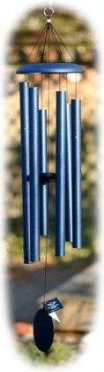 Corinthian Bells 44-inch Chime:  Hand-tuned to key of C - one of the most popular Corinthian chimes