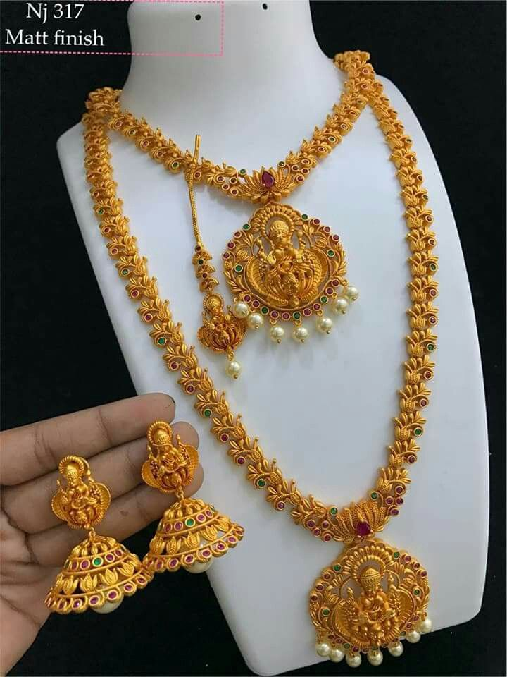 Gold Jewelry Fashion Necklace
