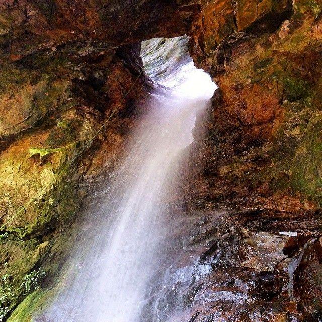 Cascada Ojo de Dios Mocoa , Putumayo , Colombia