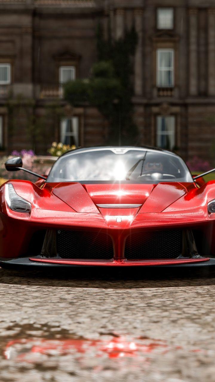 Ferrari Laferrari Forza Horizon 4 Video Game 720x1280 Wallpaper