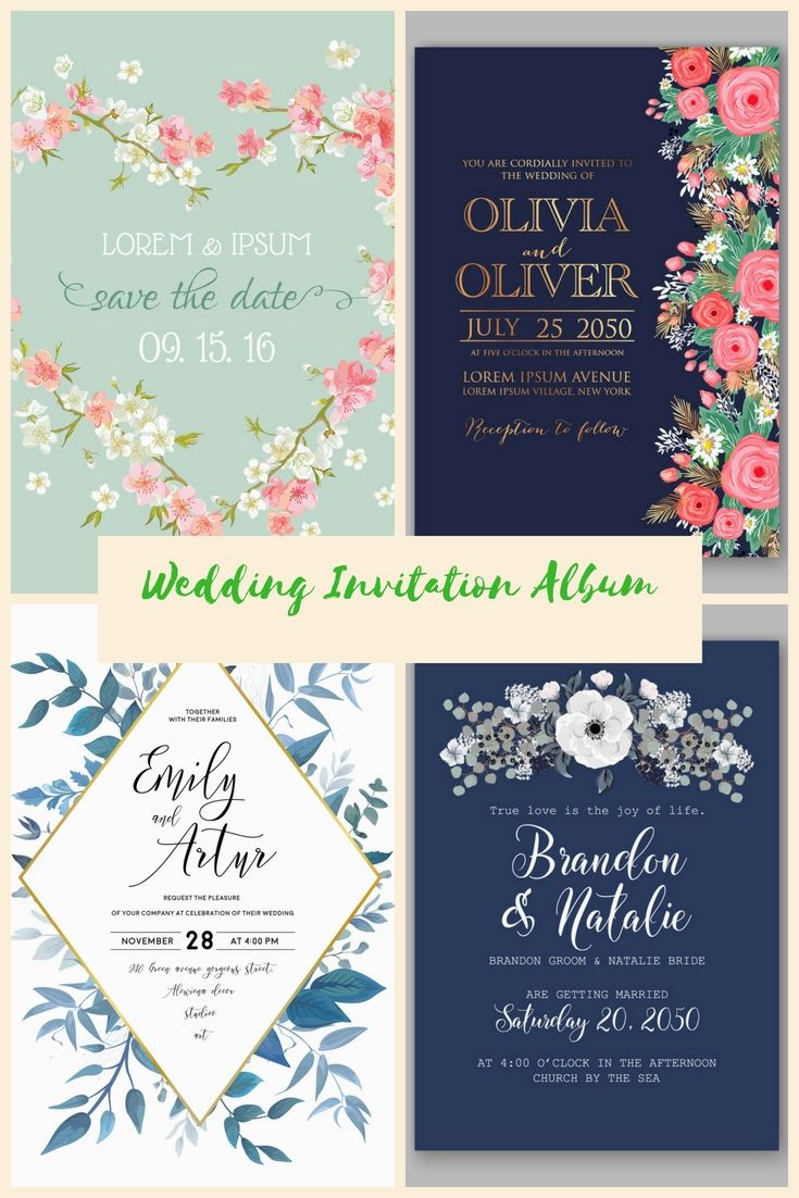 Fabulous Wedding Invitation Cards Design Online For Your Unforgettable Day