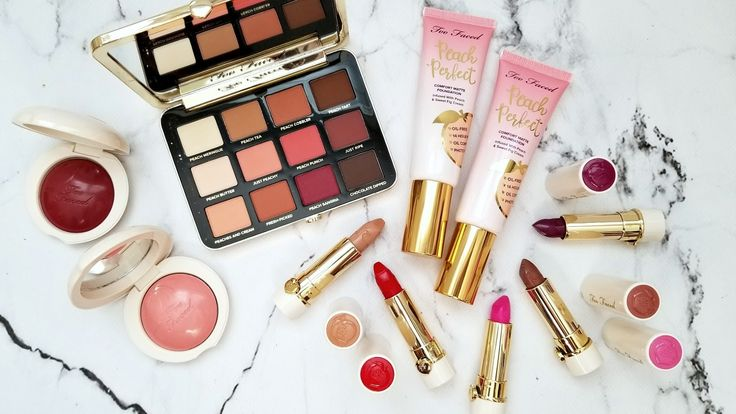TOO FACED - Peach Kiss Moisture Matte Long Wear Lipstick Review and Swatch*