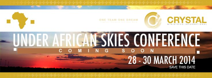 """I""""m so excited for the upcoming Under African Skies Conference. We have some amazing speakers coming and wonderful leadership workshop!"""