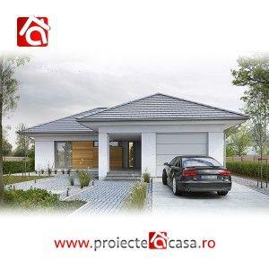 Proiect casa parter P-015