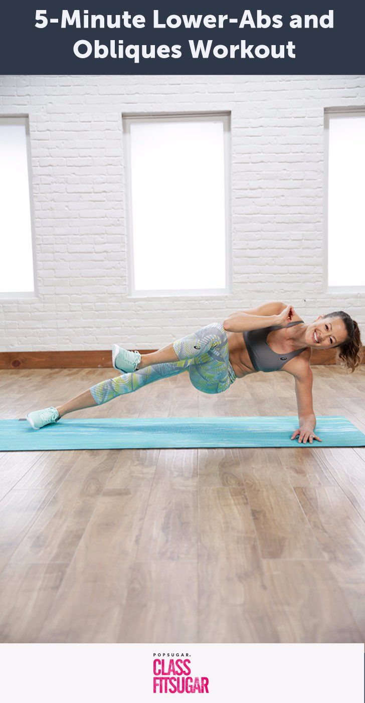The Fastest Flat-Belly Workout —It's Only 5 Minutes
