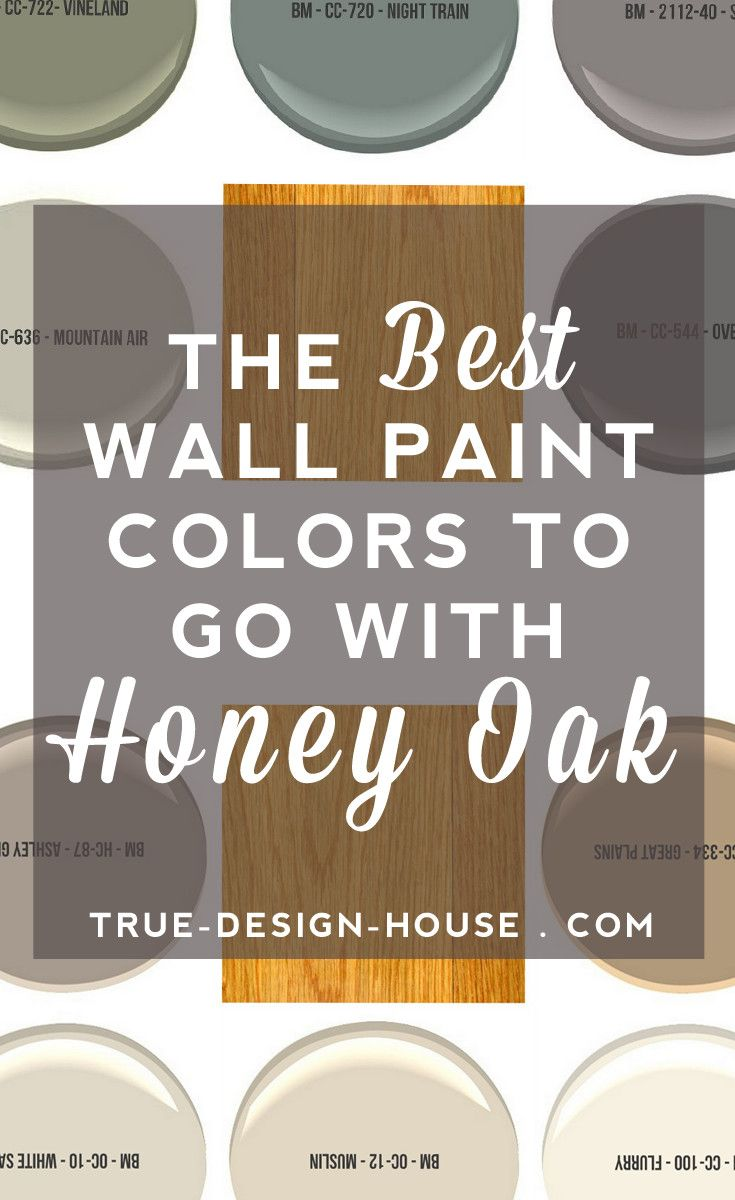 Blonde Oak Cabinets Edgecomb Gray With Maple Cabinets What Hardware Best Wall Paint Wall Paint Colors Honey Oak Trim