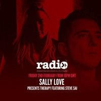 Sally Love Presents Therapy with Steve Sai by Data Transmission Radio on SoundCloud