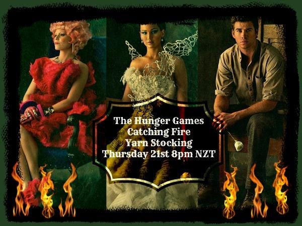 Hunger Games | Red Riding Hood Yarns