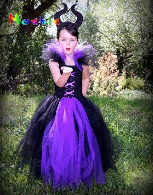 Special price Maleficent Evil Queen Girl Tutu Dress Children Halloween Cosplay Costume Dresses Kids Girl Party Photography Clothes Fancy Dress just only $10.24 - 14.91 with free shipping worldwide #girlsclothing Plese click on picture to see our special price for you