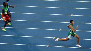Wayde van Niekerk shattering Michael Johnson's 400m record is Olympics' biggest…