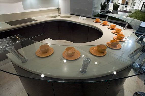 small u shaped kitchen mdfyw small kitchen breakfast bar ideas i love the wrap around 2 level