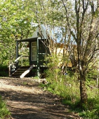 Skype Permaculture - Isle of Skye (category: organic places to stay)