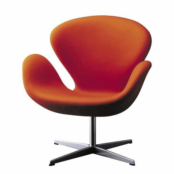 SWAN スワンチェア | Easy Chair イージーチェア | Products | ノルディックフォルム | Living Design Center OZONE