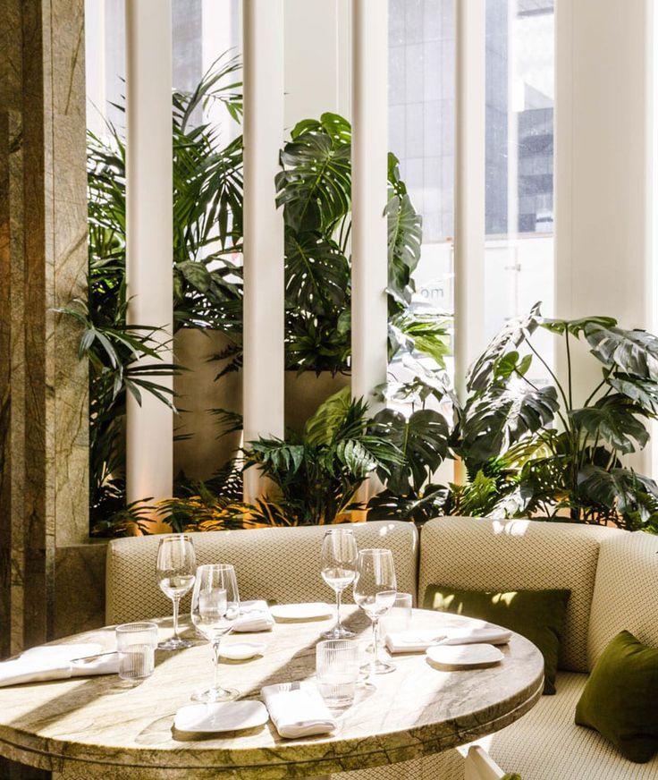 Le Jardinier, restaurant vert français en plein N…