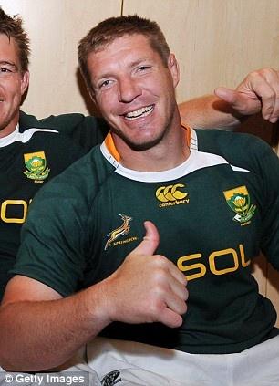Reason #14 We love our Bakkies @Nando's Original (South Africa)