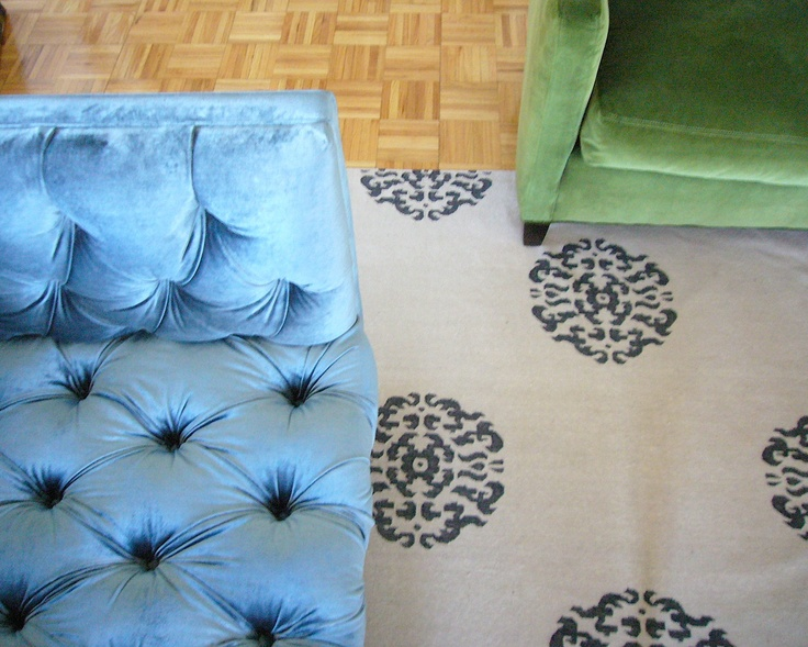 blue couch...Blue Velvet, Olive Green, Blue Couch, Furniture Piece, Man Places, Velvet Blue, Blue Chairs, Pale Blue, Chairs Ideas
