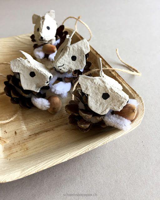 Cool schaeresteipapier Lerne Familie Maus kennen Basteln im Herbst