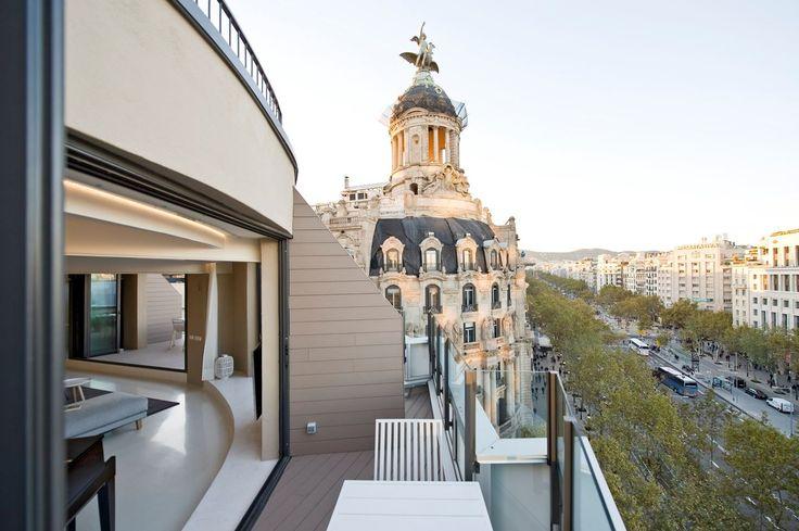 Paseo De Gràcia Penthouse - Picture gallery