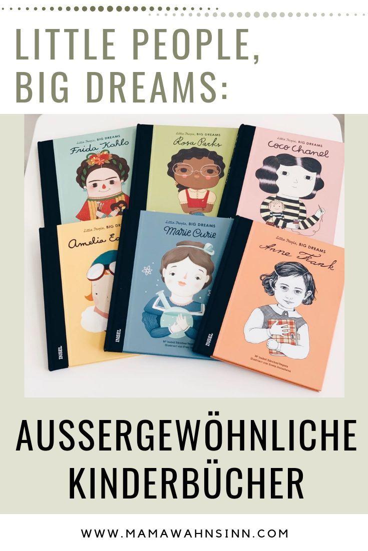 Außergewöhnliche Bücher: Little People, BIG DREAMS!